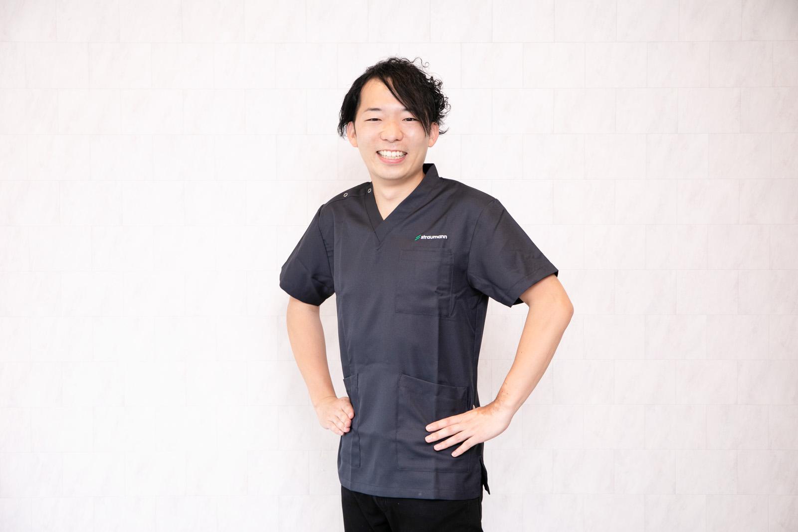南 博輝(鶴瀬駅前歯科・矯正歯科パートナー)