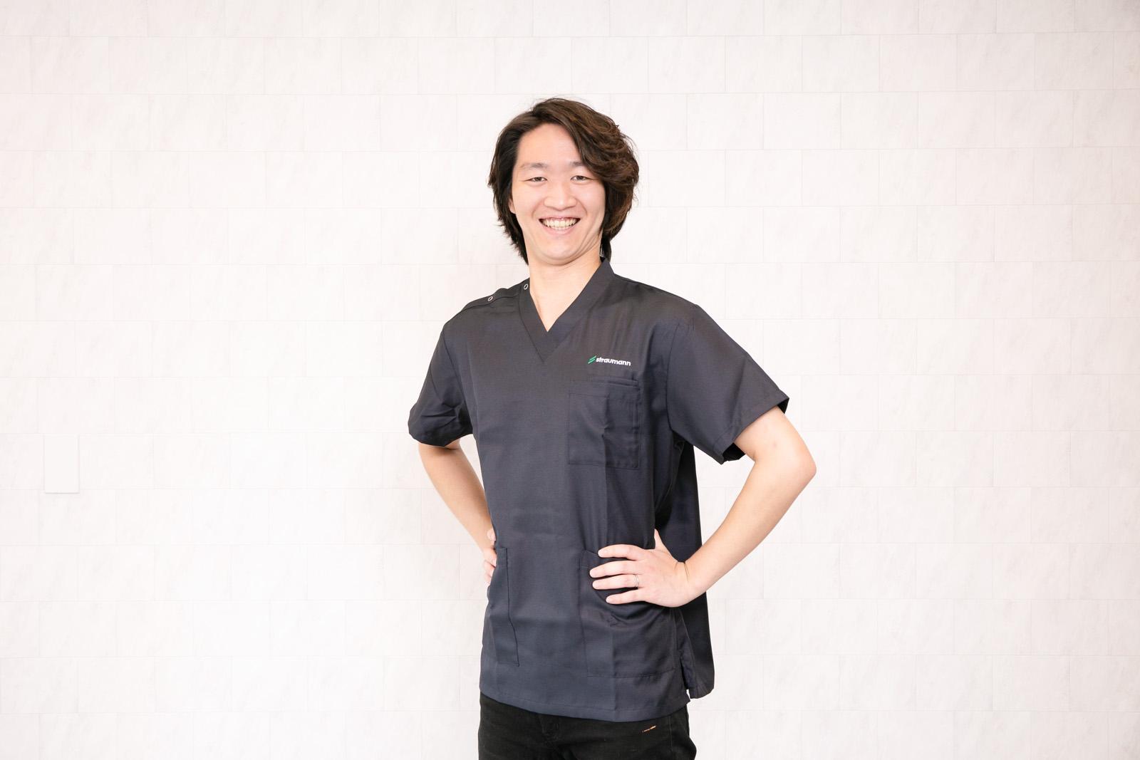 渡 圭介(鶴瀬駅前歯科・矯正歯科パートナー)
